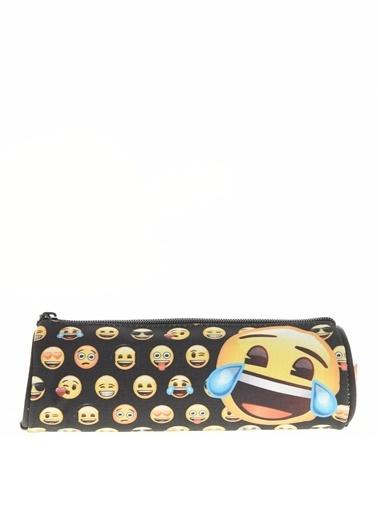 Emoji Kalem Kutusu Siyah